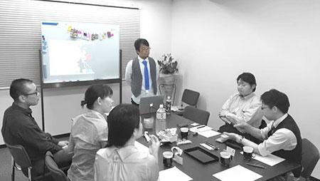 名刺セミナー講師大阪