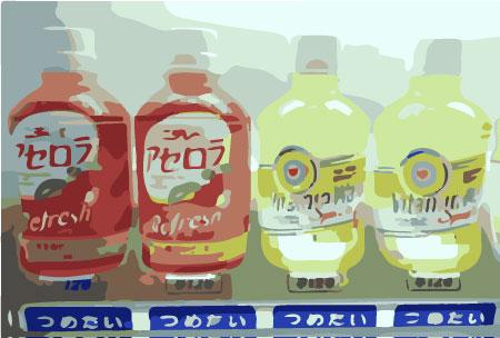 売れる商品ペットボトル
