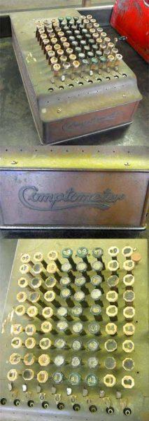 コンプトメーター機械式計算機