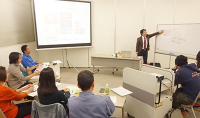 大阪チラシセミナー講師