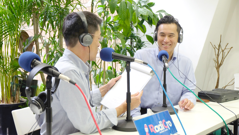 浪芳庵株式会社 六代目 井上文孝さん