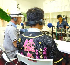 タイガースマニアのラジオ番組