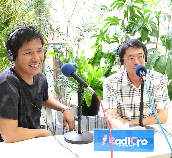八清西村直己さんラジオ出演