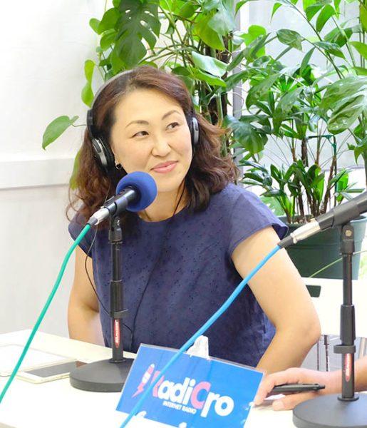 林静香さんAcca代表