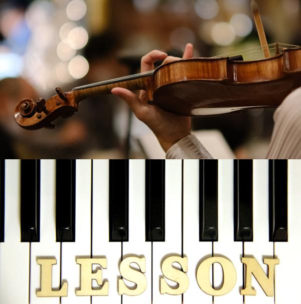 音楽教室集客チラシについて
