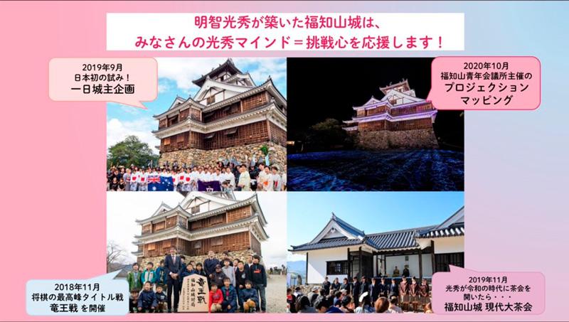 シティプロモーション成功事例福知山